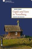 Gipfel und Seen in Vorarlberg (eBook, PDF)