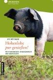 Hohenlohe pur genießen! (eBook, PDF)