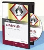 Gefahrstoffe in Rezeptur und Labor, 1 CD-ROM