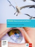 Prisma Naturwissenschaften 2. 7./8. Schuljahr. Ausgabe A. Schülerbuch mit CD-ROM 2. Allgemeine Ausgabe