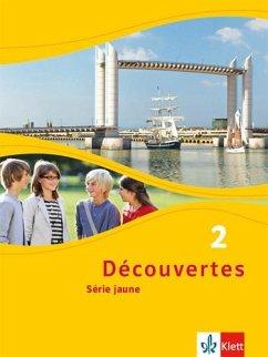 Découvertes Série jaune 2. Schülerbuch