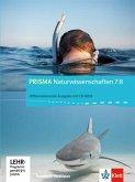 Prisma Naturwissenschaften 7./8. Schuljahr. Schülerbuch Differenzierende Ausgabe. Ausgabe für Nordrhein-Westfalen