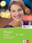 Jasno! Lehrbuch mit 2 Audio-CDs A1-A2