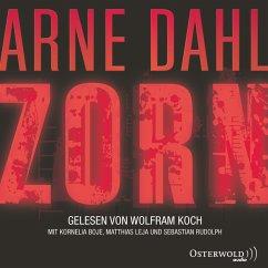 Zorn / Opcop-Team Bd.2 (MP3-Download) - Dahl, Arne