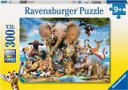 Ravensburger 13075 - Afrikanische Freunde, Puzzle