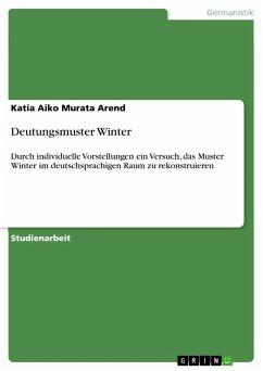 Deutungsmuster Winter (eBook, PDF)