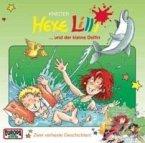 Hexe Lilli und der kleine Delfin, 1 Audio-CD