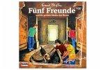 Fünf Freunde und die goldene Maske des Pharao / Fünf Freunde Bd.102 (1 Audio-CD)