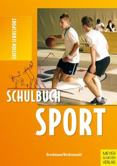 Schulbuch Sport (eBook, ePUB) - Bruckmann, Klaus; Recktenwald, Heinz D.