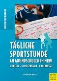 Tägliche Sportstunde an Grundschulen in NRW (eBook, ePUB)