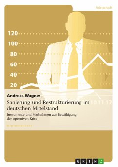 Sanierung und Restrukturierung im deutschen Mittelstand (eBook, PDF)