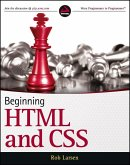 Beginning HTML and CSS (eBook, PDF)