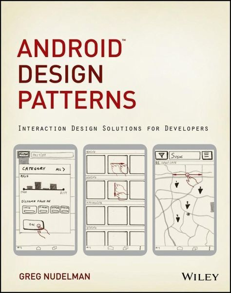 Android Design Patterns EBook PDF Von Greg Nudelman Portofrei Magnificent Design Patterns Pdf