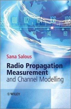 Radio Propagation Measurement and Channel Modelling (eBook, PDF) - Salous, Sana