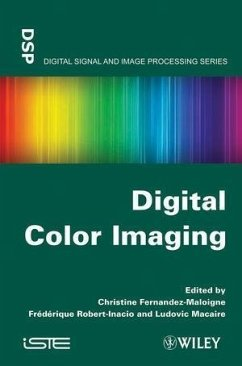 Digital Color Imaging (eBook, ePUB)