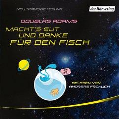 Macht's gut, und danke für den Fisch (MP3-Download) - Adams, Douglas