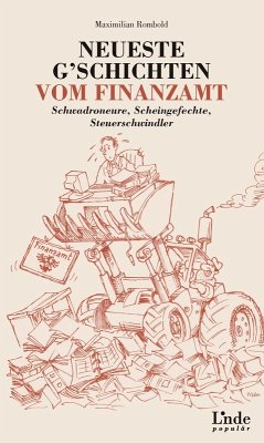 Neueste G'schichten vom Finanzamt (eBook, PDF) - Rombold, Maximilian