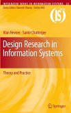 Design Research in Information Systems (eBook, PDF)