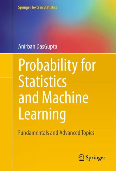 Probability for Statistics and Machine Learning (eBook, PDF)