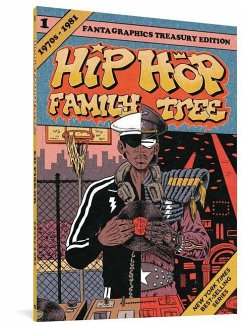Hip Hop Family Tree Book 1: 1975-1981 - Piskor, Ed
