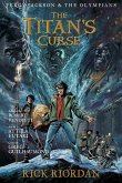 The Titan's Curse: The Graphic Novel