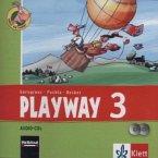 3. Schuljahr, 2 Audio-CDs / Playway ab Klasse 3 (Ausgabe 2013)