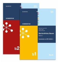 Barrierefreies Bauen - Loeschcke, Gerhard; Marx, Lothar; Pourat, Daniela
