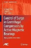 Control of Surge in Centrifugal Compressors by Active Magnetic Bearings (eBook, PDF)