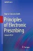 Principles of Electronic Prescribing (eBook, PDF)