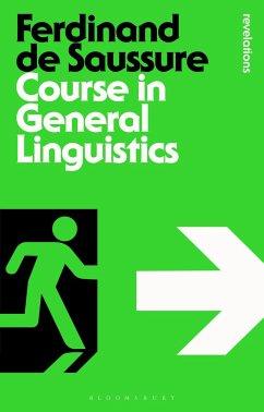 Course in General Linguistics - Saussure, Ferdinand de