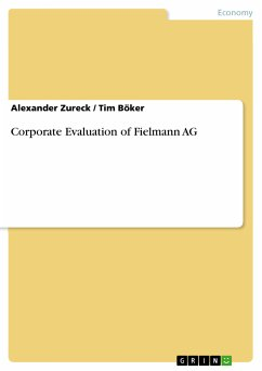 Corporate Evaluation of Fielmann AG (eBook, PDF)