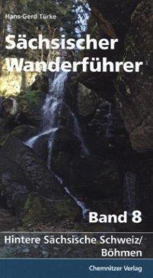 Sächsicher Wanderführer, Band 8