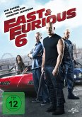 Fast & Furious 6, 1 DVD