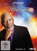 Mysterien des Weltalls - Mit Morgan Freeman, Staffel 3 (2 Discs)