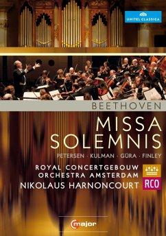 Missa Solemnis Op.123 - Harnoncourt/Royal Concertgebouw