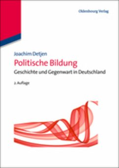 Politische Bildung - Detjen, Joachim