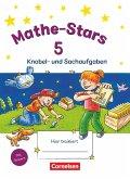 Mathe-Stars 5. Schuljahr. Knobel- und Sachaufgaben