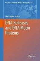 DNA Helicases and DNA Motor Proteins (eBook, PDF)
