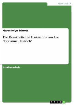 Die Krankheiten in Hartmanns von Aue