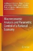 Macroeconomic Analysis and Parametric Control of a National Economy (eBook, PDF)