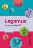 Legamus! 10. Jahrgangsstufe. Arbeitsheft mit Lösungen