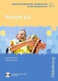 Deutsch 3/4, m. CD-ROM