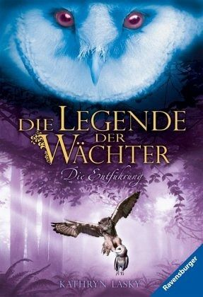 Buch-Reihe Die Legende der Wächter von Kathryn Lasky