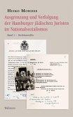 Ausgrenzung und Verfolgung der Hamburger jüdischen Juristen im Nationalsozialismus (eBook, PDF)