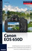 Foto Pocket Canon EOS 650D (eBook, PDF)