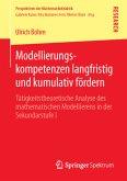 Modellierungskompetenzen langfristig und kumulativ fördern