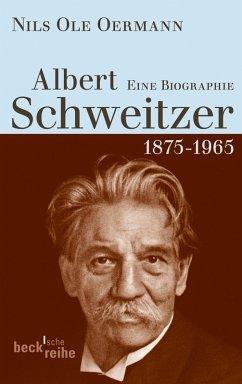 Albert Schweitzer (eBook, ePUB) - Oermann, Nils Ole