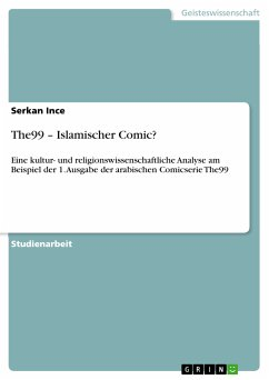 The99 – Islamischer Comic? (eBook, PDF)