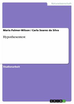 Hypothesentest (eBook, PDF)