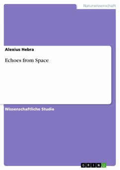 Echoes from Space (eBook, PDF)